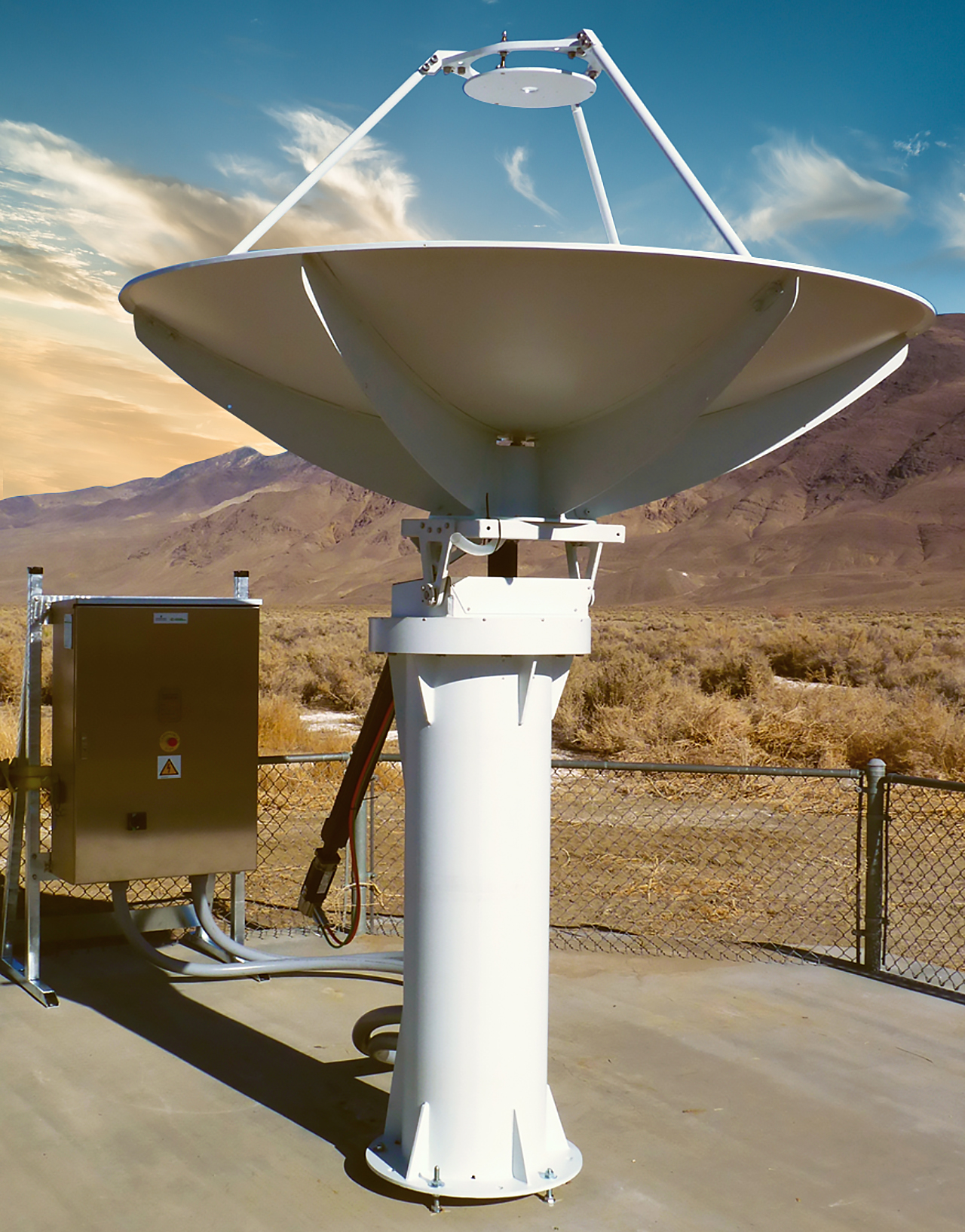 2.1m Antenna