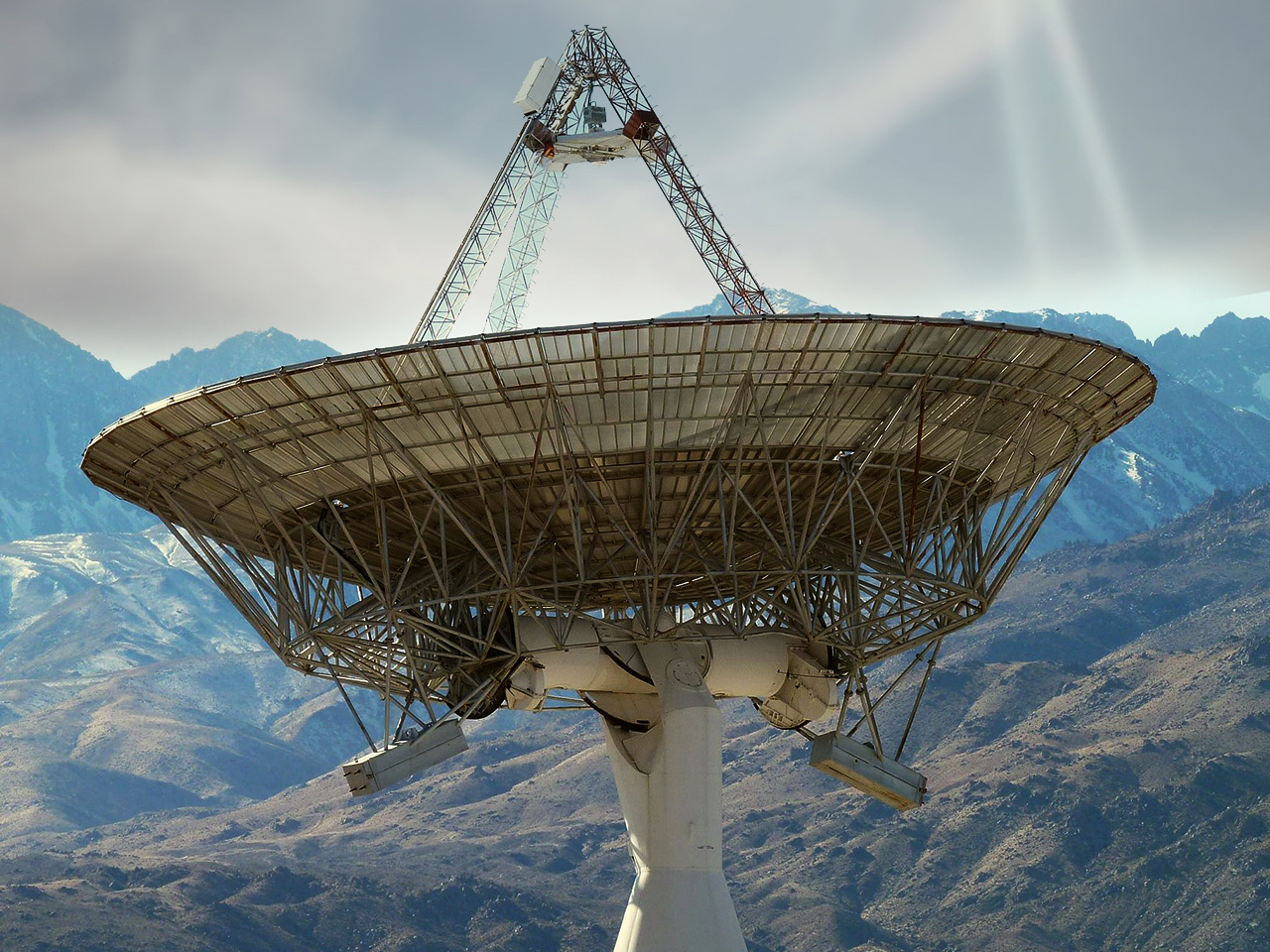 Antenna 27m