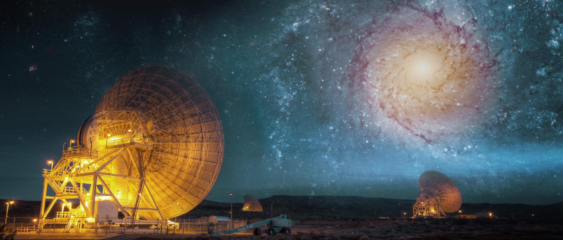 Radio astronomy header