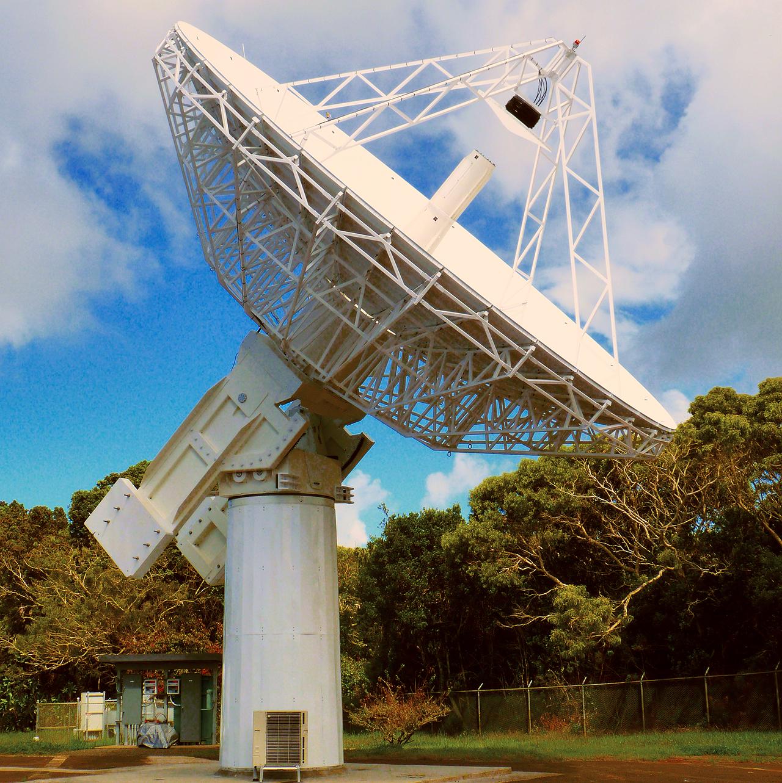 12m Antenna installation