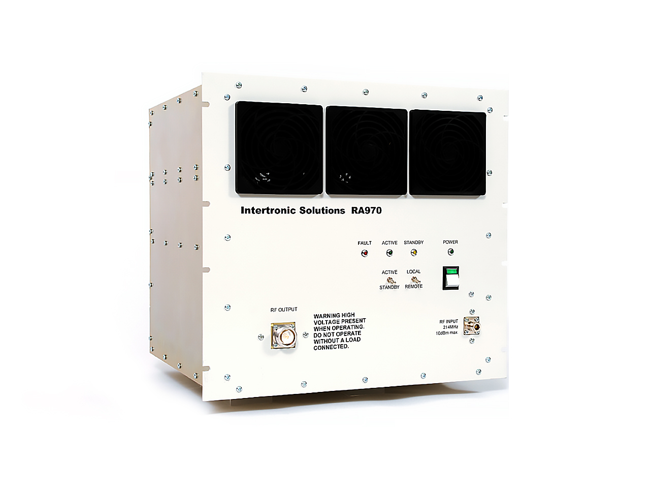 Intertronic Solutions | HF to UHF Power Amplifiers
