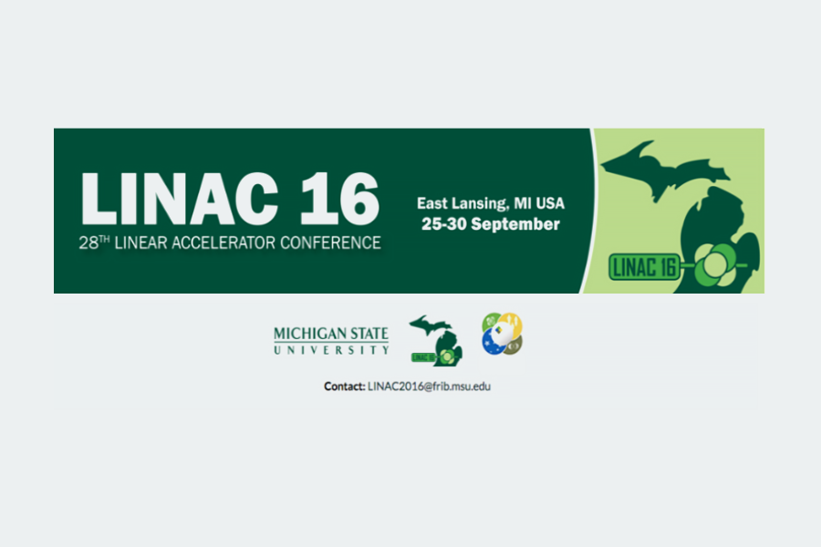 The 28th Linear Accelerator Conference