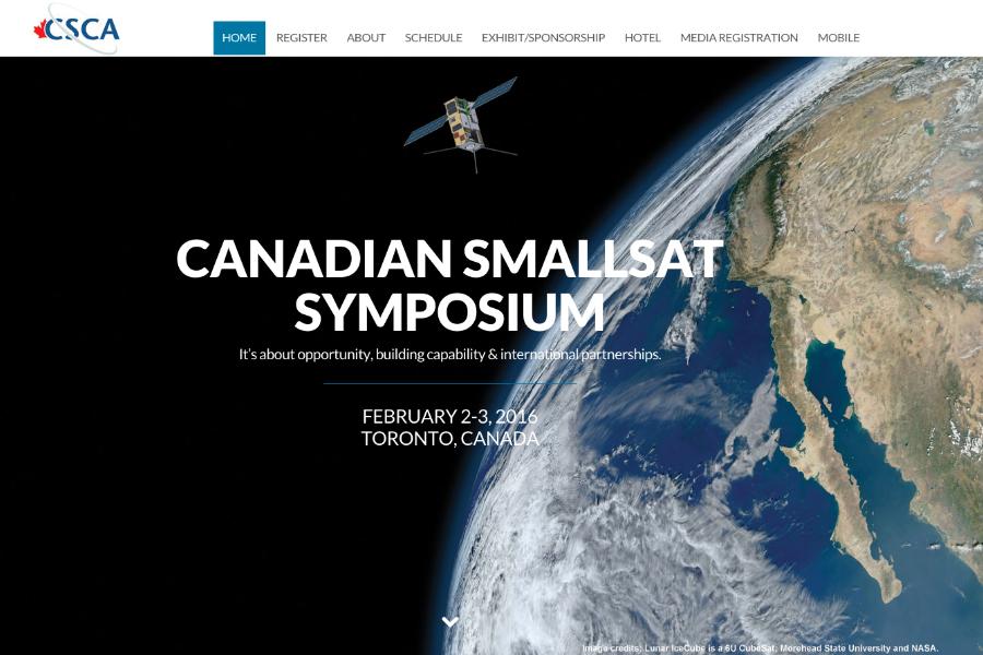 SmallSat Conference 2016