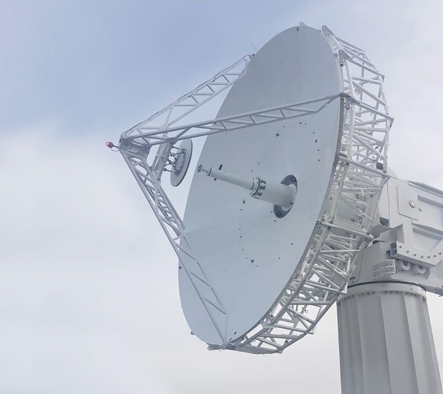 7m to 9m Ultra High Frequency Antenna Systems